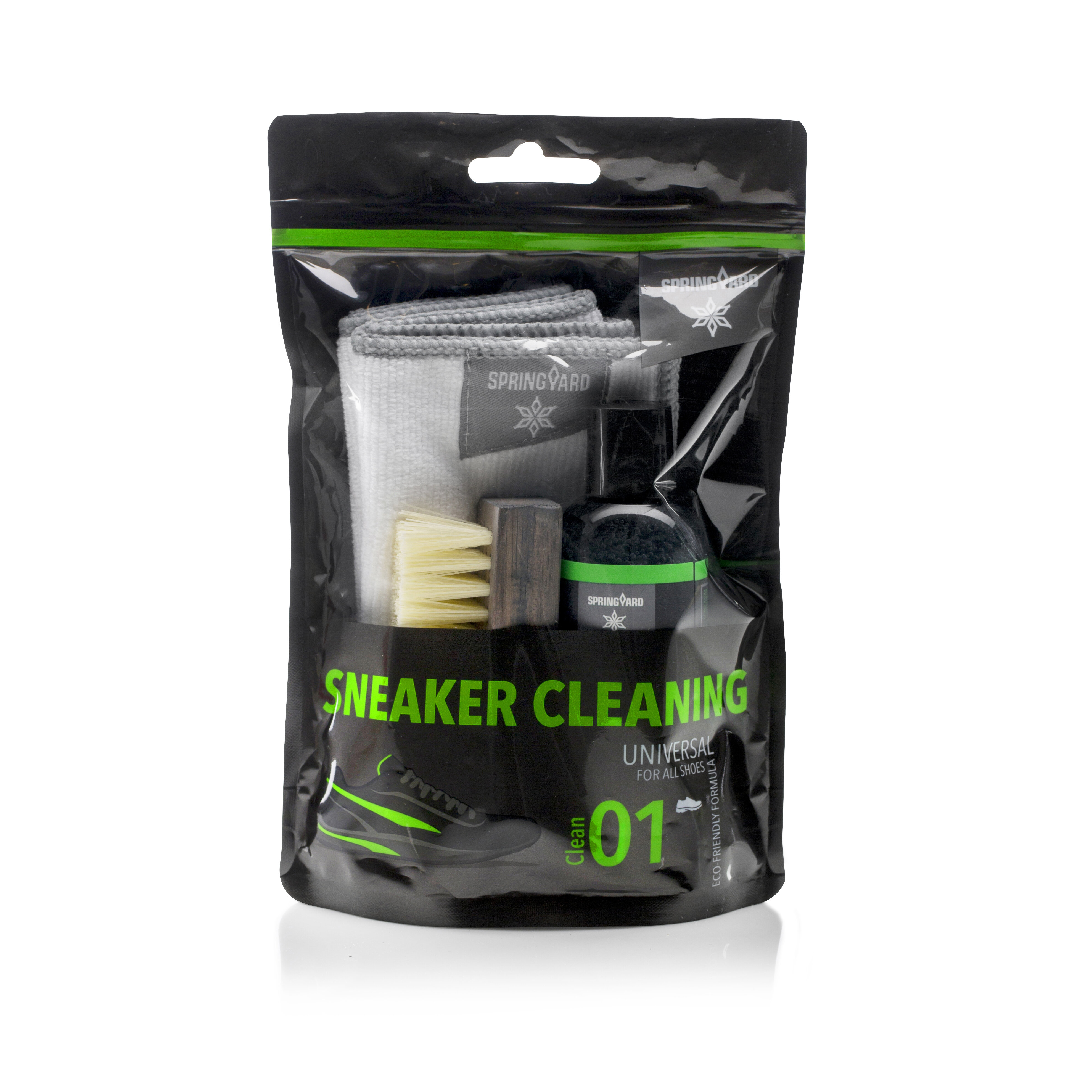 SY SNEAKER CLEANING KIT
